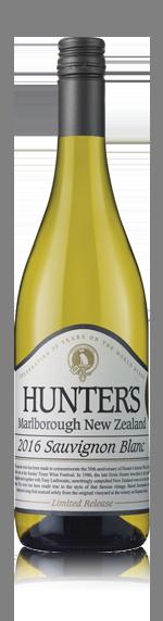 vin Hunter's 30th Anniversary Sauvignon Blanc 2016 Sauvignon Blanc
