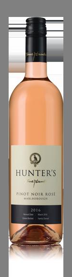 vin Hunter's Pinot Noir Rose 2016 Pinot Noir