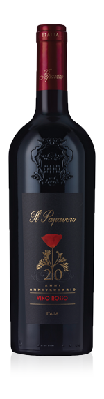 vin Il Papavero Rosso 20Th Anniversary NV Syrah
