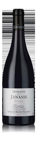 vin Janasse Terre d'Argile Côtes du Rhône Village 2015 (i trälåda) Grenache