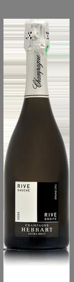 vin Jean-Paul Hebrart Rive Gauche/Rive Droite Millesime 2011 Grand Cru Chardonnay