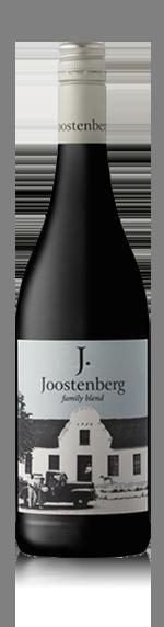 vin Joostenberg Family Blend 2017 Shiraz 91% Shiraz, 5% Mourvedré, 4% Viognier Agter-Paarl