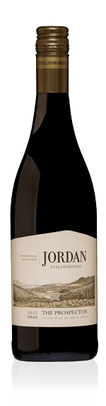 vin Jordan The Prospector Syrah 2015 Syrah