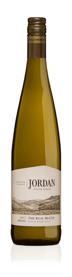 Jordan The Real McCoy Riesling 2017
