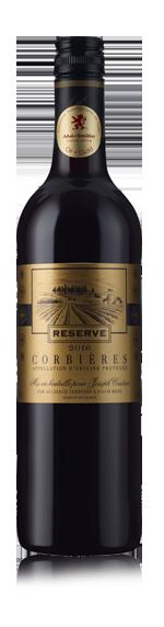 vin Joseph Castan Corbières Réserve 2016 Carignan