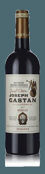 vin Joseph Castan Excellence Merlot 2017 Merlot