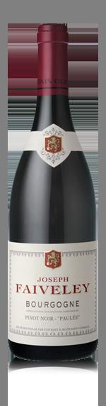 vin Joseph Faiveley Bourgogne Rouge 2015 Pinot Noir