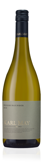 vin Karl May Weisburgunder 2016 Pinot Blanc