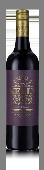 vin Kelly Country Shiraz 2017 Shiraz