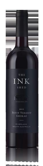 vin Kingston Estate The Ink Shed Petit Verdot Shiraz 2015 Petit Verdot