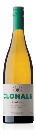 Kooyong Clonale Chardonnay 2018 Chardonnay 100% chardonnay Mornington Peninsula