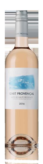 vin L'Art Provencal Rose 2016 Grenache