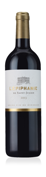 vin L'Epiphanie De Saint Julien 2013 Cabernet Sauvignon