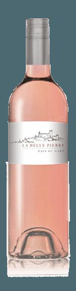 La Belle Pierre Vin du Gard Rosé 2017 Caladoc