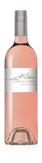 vin La Belle Pierre Vin du Gard Rosé 2017 Caladoc