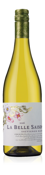 vin La Belle Saison Sauvignon Blanc 2016 Sauvignon Blanc