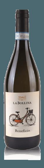 vin La Bollina Beneficio 2017 Chardonnay