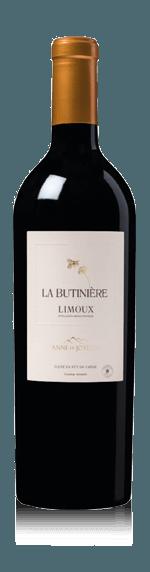 vin La Butinière Rouge 2016 Merlot