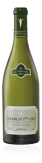 La Chablisienne Chablis 1er Cru Fourchaume 2015 Chardonnay