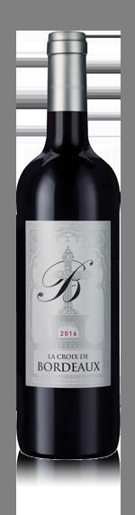 vin La Croix de Bordeaux 2016 Merlot