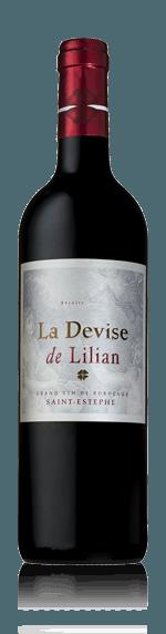 La Devise de Lilian 2014