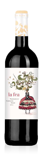 vin La Fea Red 2016 Tempranillo