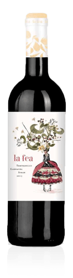 La Fea Red 2017 Tempranillo