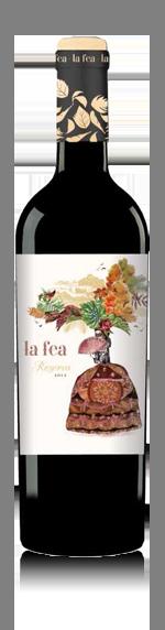 vin La Fea Reserva 2012 Tempranillo