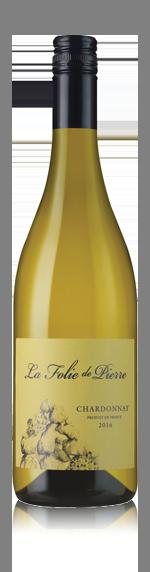 vin La Folie De Pierre Chardonnay Vdf 2016 Chardonnay