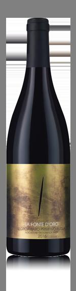 vin La Fonte D'oro Appassimento 2016 Primitivo