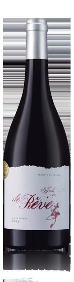 vin La Syrah de Rêve 2015 Syrah