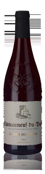 vin La Tour Des Prélats Châteauneuf-Du-Pape 2016 Grenache
