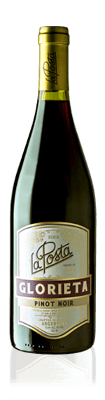 vin La Posta Laura Catena Pinot Noir Glorieta Mendoza 2015 Pinot Noir