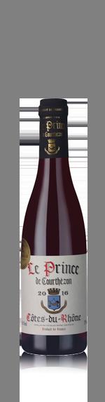 vin Le Prince De Courthézon Cdr 2016 (halvflaska) Grenache