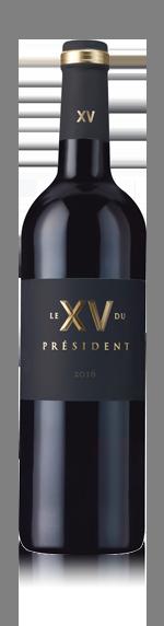 vin Le Xv Du President 2016 Grenache