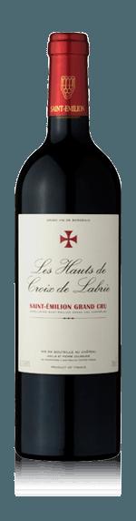 vin Les Hauts de Croix de Labrie Saint-Émilion Grand Cru 2014  Merlot