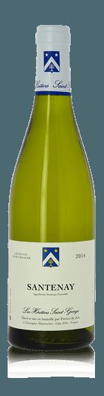 vin Les Heritiers Saint Genys Santenay 2014 Chardonnay