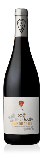 Les Murieres Rouge 2016 Grenache
