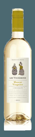 Les Vignerons Muscat Viognier 2017 Muscat
