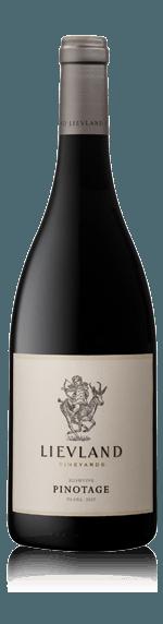vin Lievland Bushvine Pinotage 2017 Pinotage