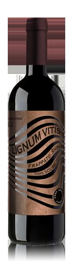 Lignum Vitis 2018 Frappato 55% Frappato, 45% Shiraz Sicilien