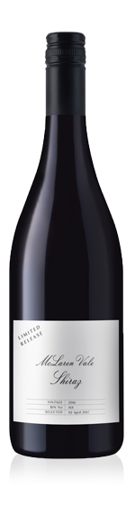 Limited Release Shiraz 2016