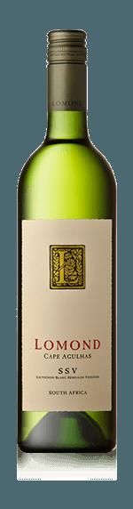 vin Lomond Sauvignon Blanc / Semillon / Viognier, SSV, Cape Agulhas Sauvignon Blanc