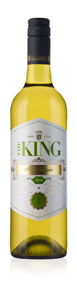 vin Long Live the King Pinot Grigio 2016 Pinot Grigio