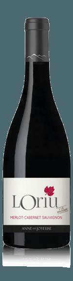 vin Loriu Merlot Cabernet Rouge 2016 Merlot