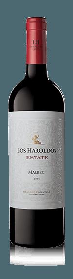 vin Los Haraldos Estate Malbec 2016 Malbec