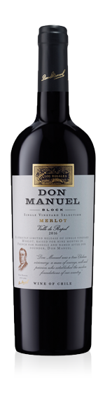 vin Los Rosales Don Manuel Single Vineyard Selection Merlot 2016 Merlot