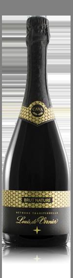 vin Louis de Vernier Brut Nature Parellada