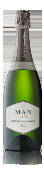 vin M A N Methode Cap Classique NV Chardonnay
