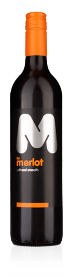M For Merlot Letter Range 2017 Merlot 100% Merlot South Eastern Australia
